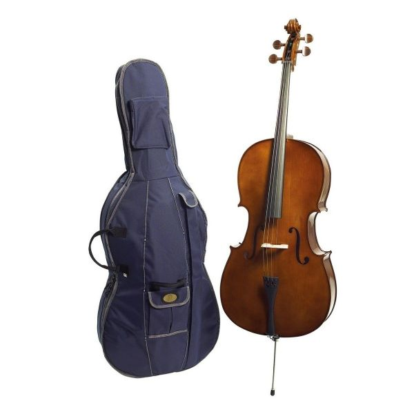 Rental Return 3/4 Stentor Student 1 Cello Inc. bag and bow (new RRP £512)